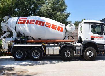 Beliebt Bevorzugt Transportbeton - Siemsen @GE_06