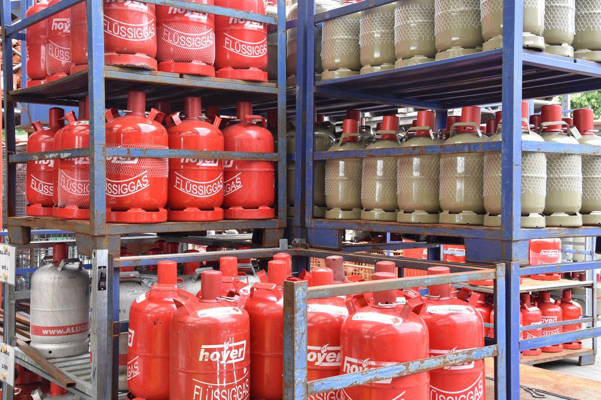 Gasflasche Für Gasgrill Hagebau : Gasflaschentausch wilhelm siemsen gmbh u co kg
